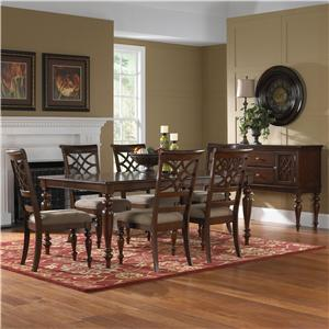 Standard Furniture Woodmont 8-Piece Dining Set