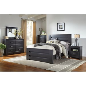 Standard Furniture Modesto Queen Bedroom Group