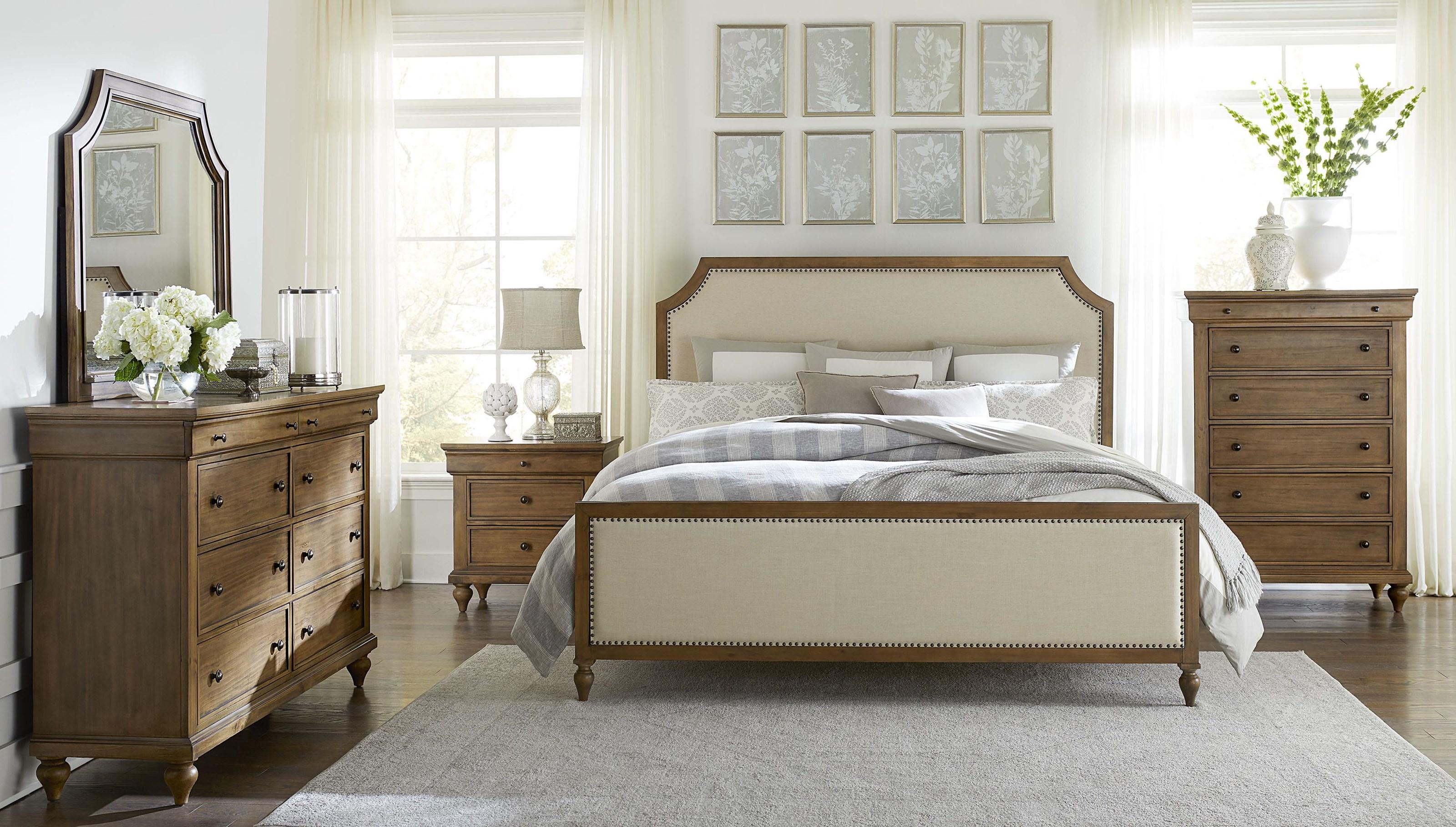 Standard Furniture Brussels Queen Bedroom Group - Item Number: GRP-8895X-QUEENSUITE