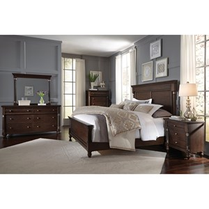 Standard Furniture Oxford Queen Bedroom Group