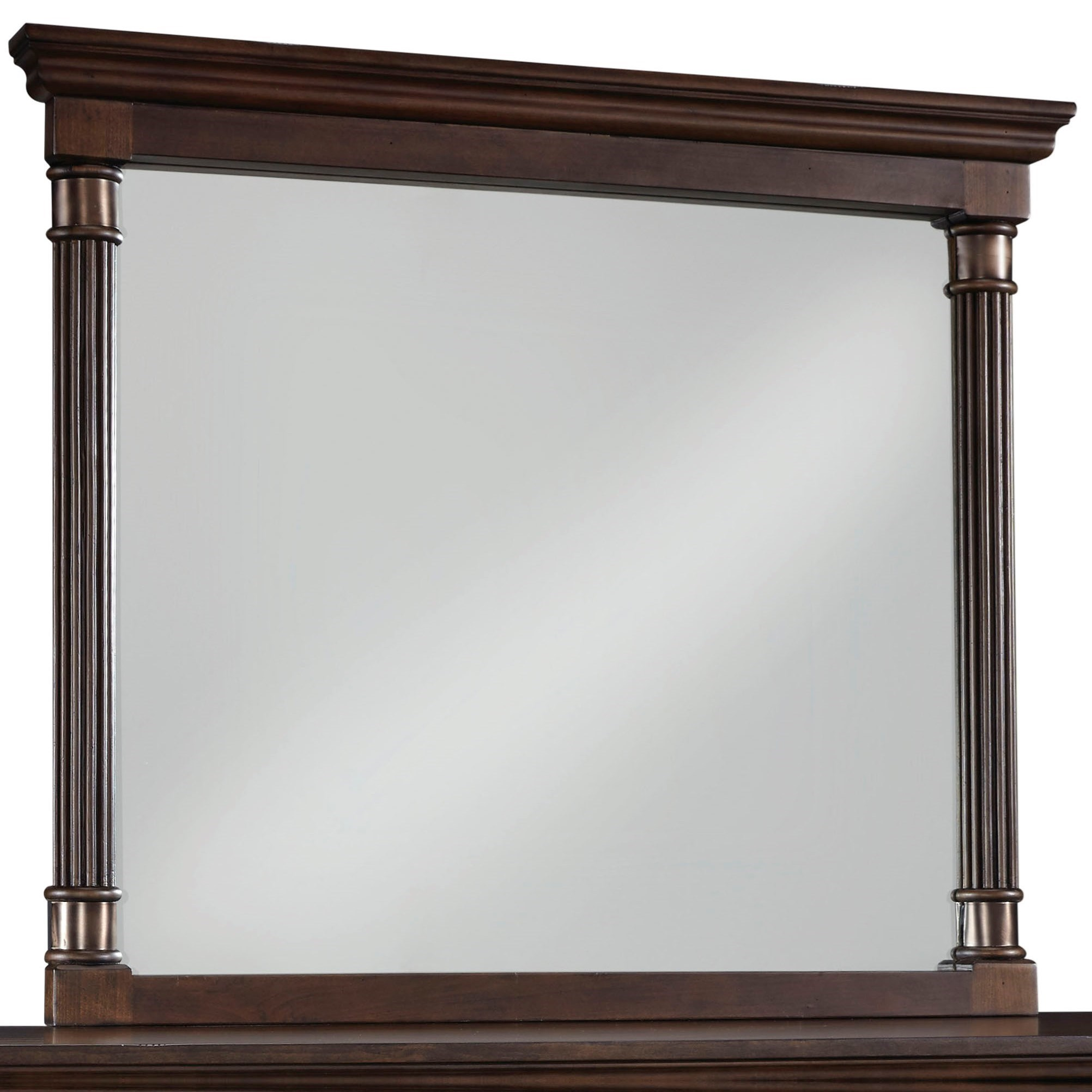 Standard Furniture Oxford Mirror - Item Number: 99108