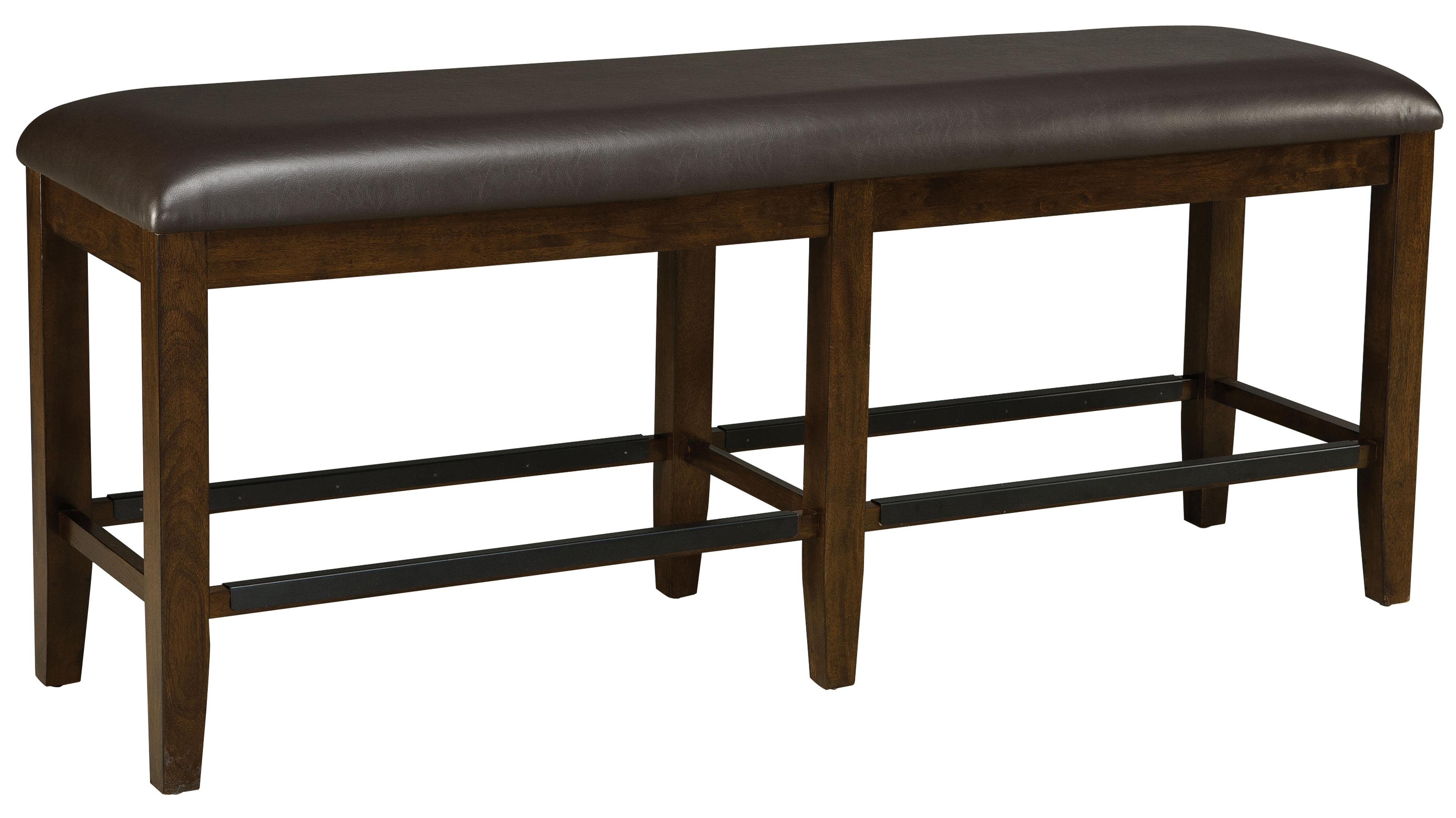Standard Furniture Abaco Counter Height Bench - Item Number: 18939