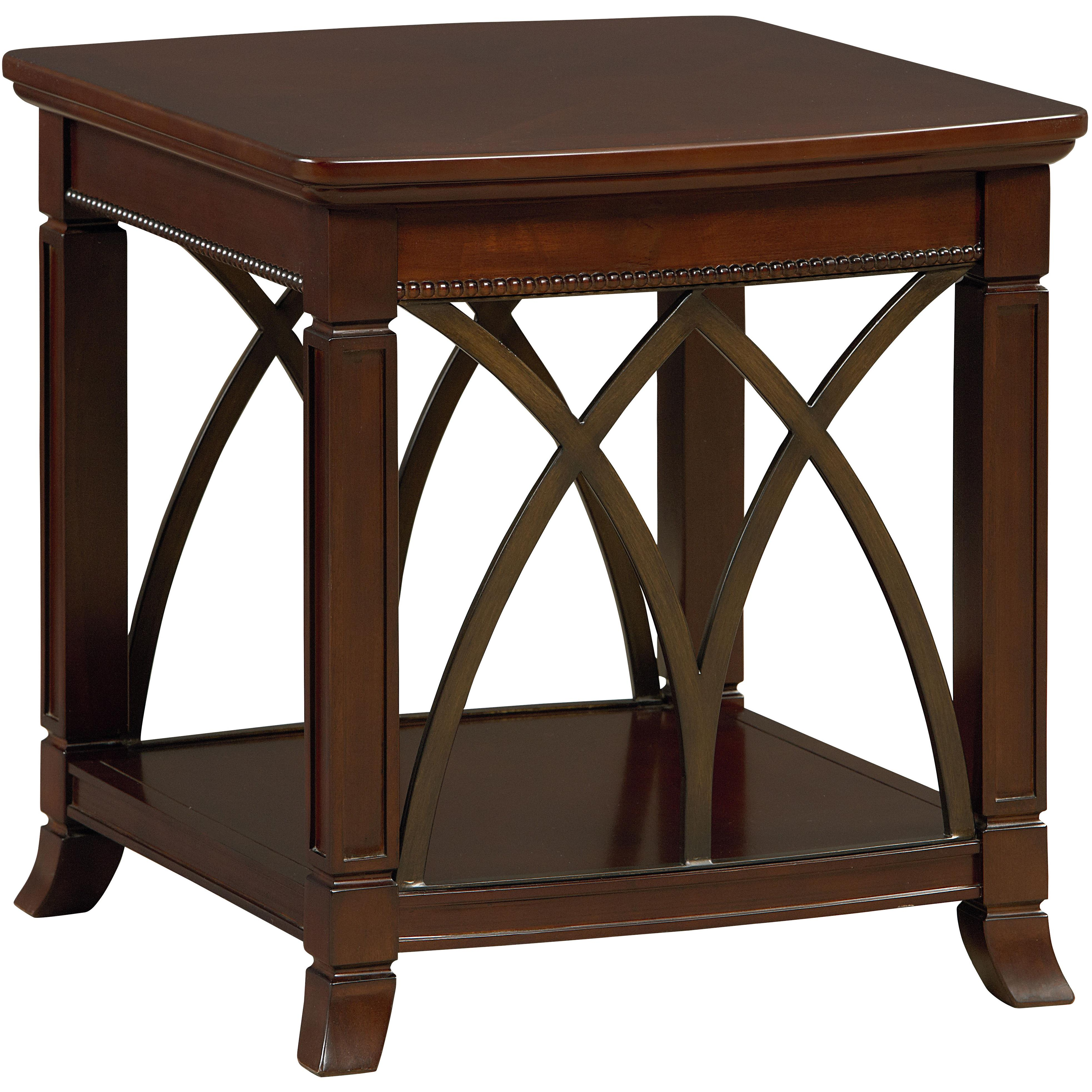 Standard Furniture Abbey End Table - Item Number: 27112