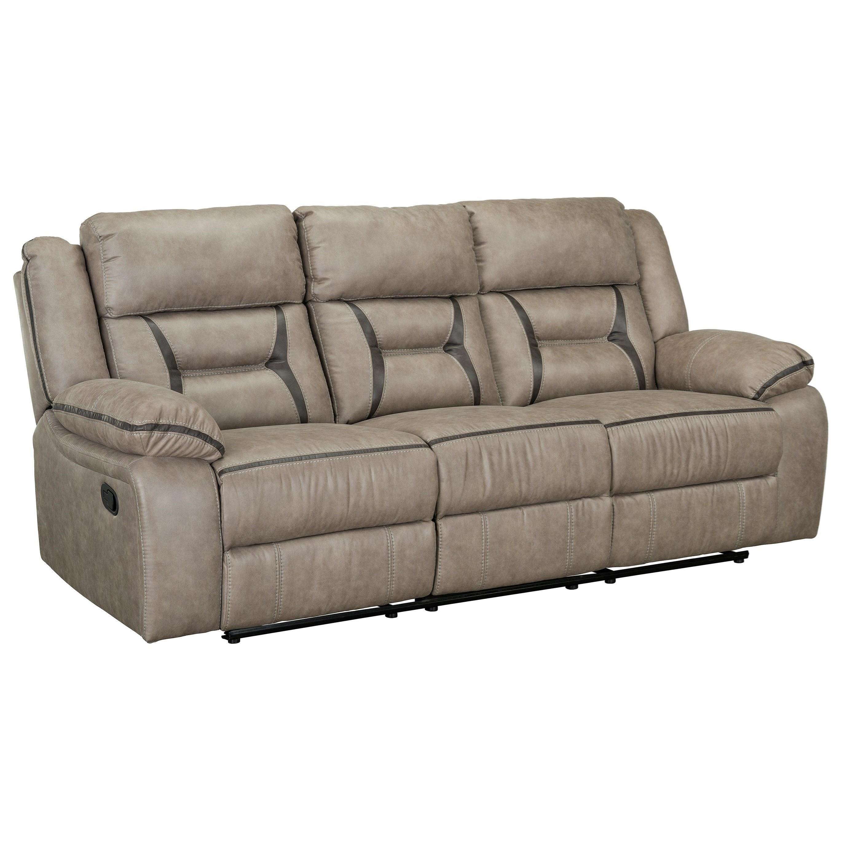 Acropolis Power Reclining Sofa by Standard Furniture at Beds N Stuff