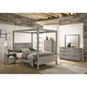 Standard Furniture Alix Queen Bedroom Group - Item Number: 81000 Q Bedroom Group 1