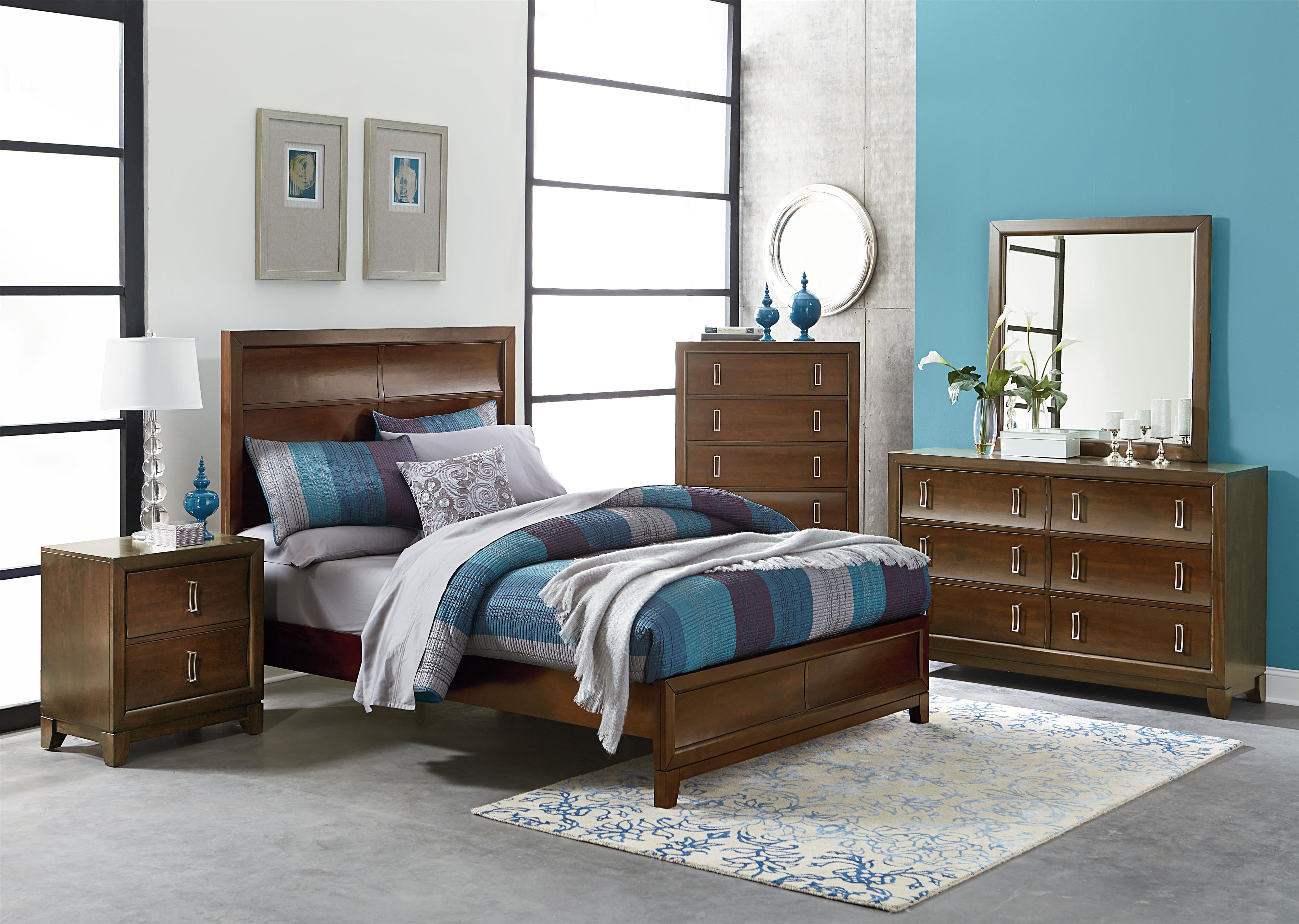 Standard Furniture Amanoi Full Bedroom Group - Item Number: 86800 F Bedroom Group 1