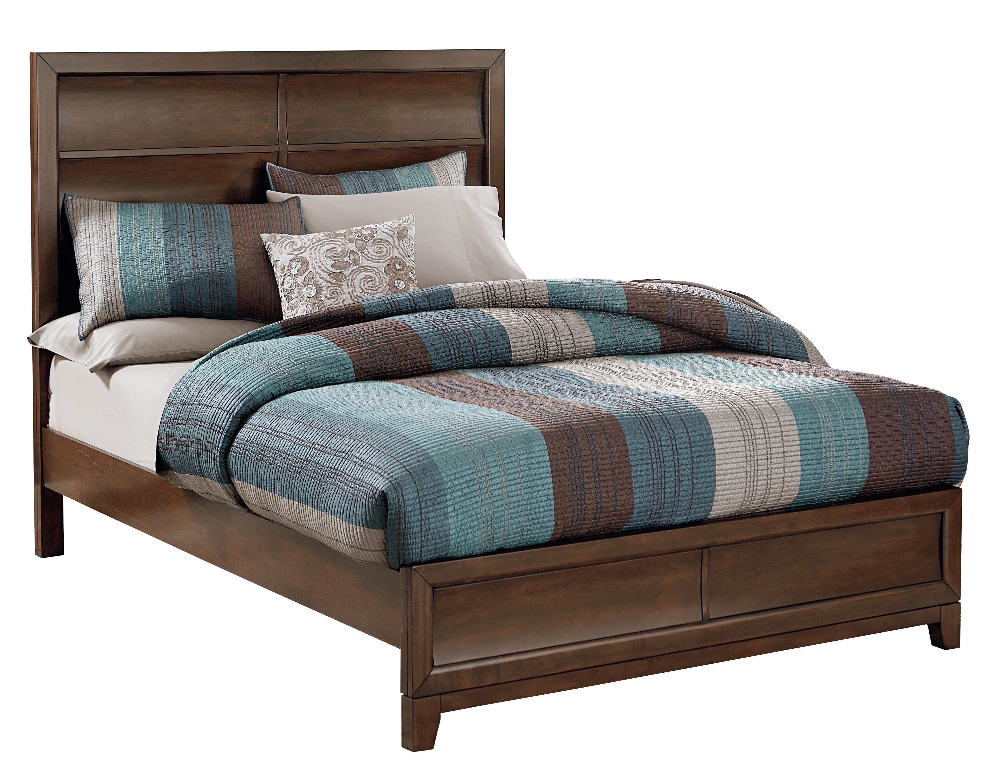 Standard Furniture Amanoi Full Bed - Item Number: 86801+02+03