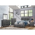 Standard Furniture Anaheim King Bedroom Group - Item Number: 86150 K Bedroom Group 1