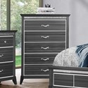 Standard Furniture Anaheim Chest of Drawers - Item Number: 86155