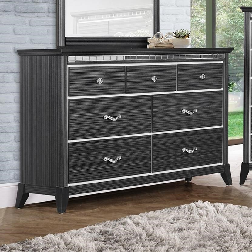 Anaheim Dresser by Standard Furniture at Beds N Stuff