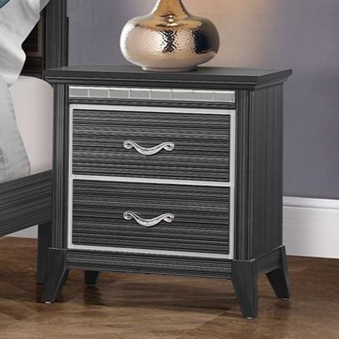 Anaheim Nightstand by Standard Furniture at Beds N Stuff