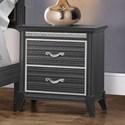 Standard Furniture Anaheim Nightstand - Item Number: 86167