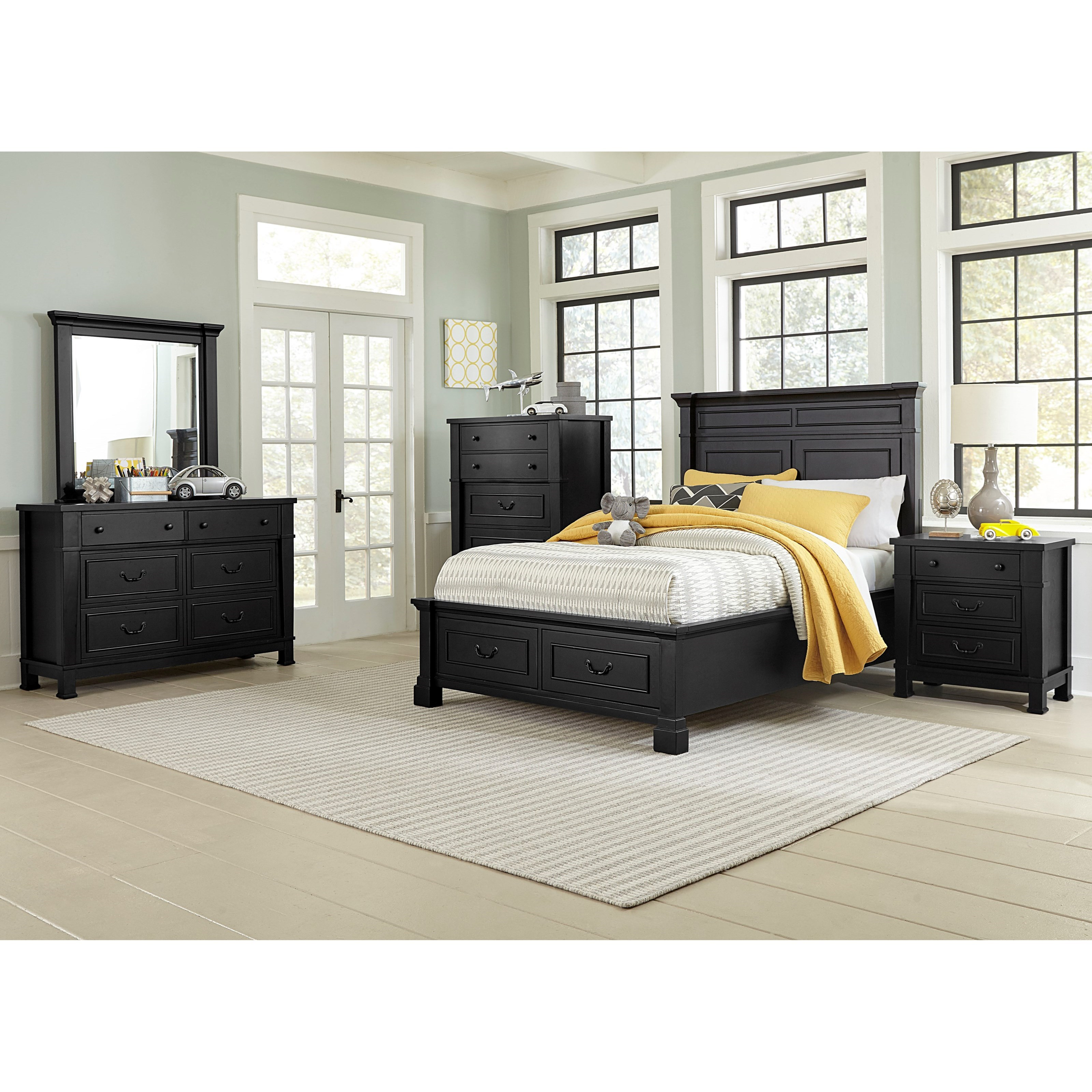 Annapolis Full Bedroom Group by Standard Furniture at Beds N Stuff