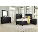 Standard Furniture Annapolis Twin Bedroom Group - Item Number: 92850 T Bedroom Group 1