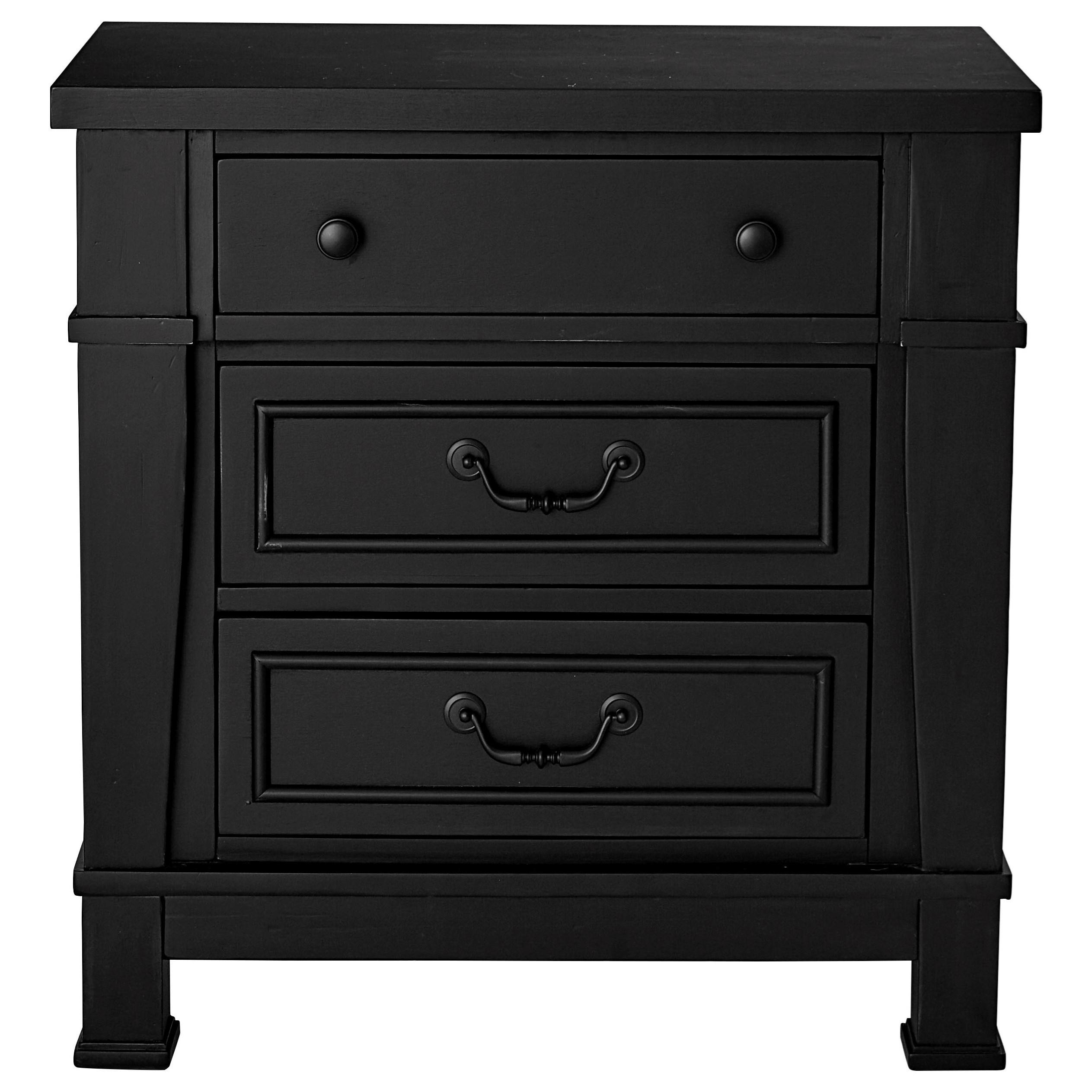 Annapolis Night Stand by Standard Furniture at Beds N Stuff