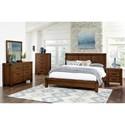 Standard Furniture Arbor California King Bedroom Group - Item Number: 968 CK Bedroom Group 1