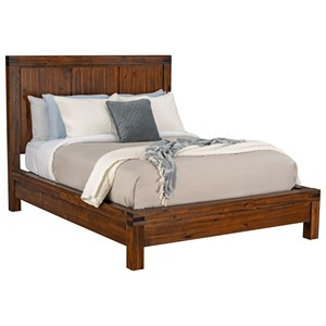 King Low Profile Bed