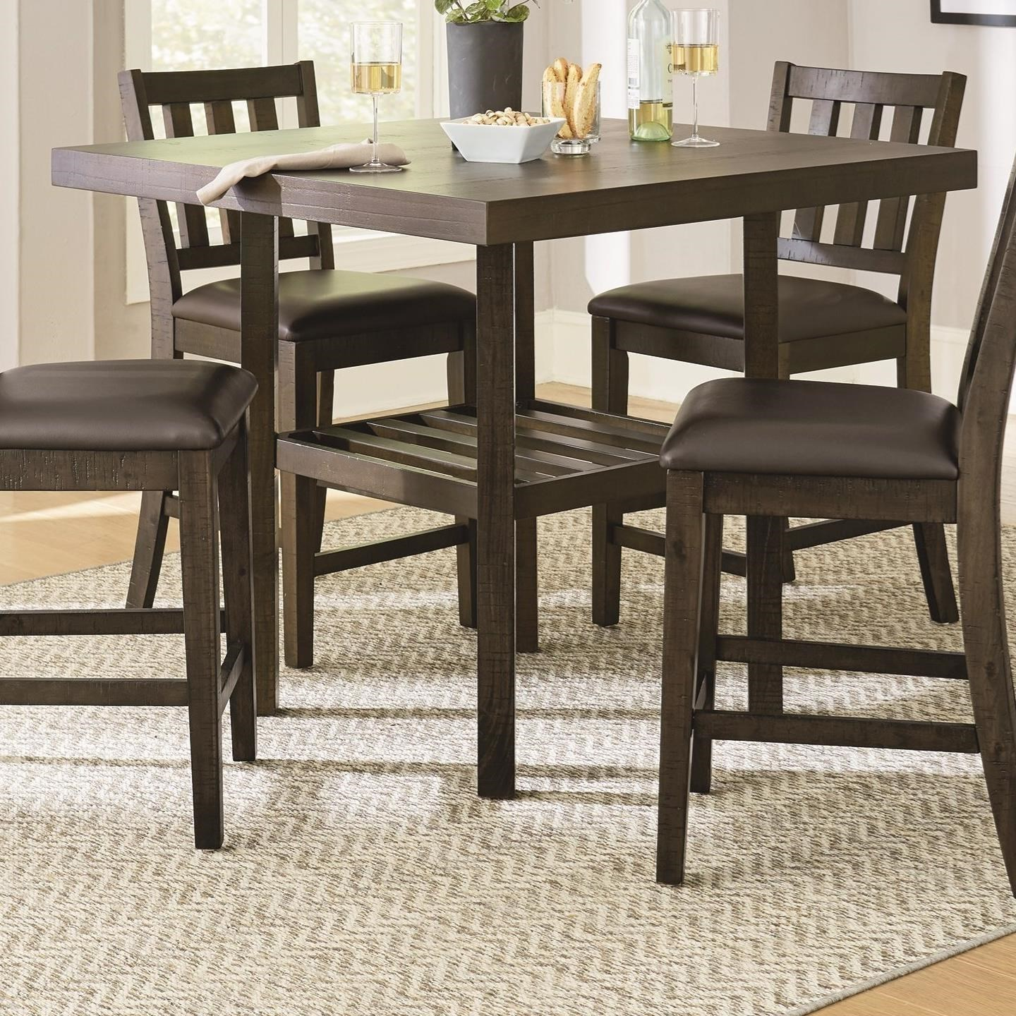 Arlo Counter Height Dining Table by Standard Furniture at Beds N Stuff