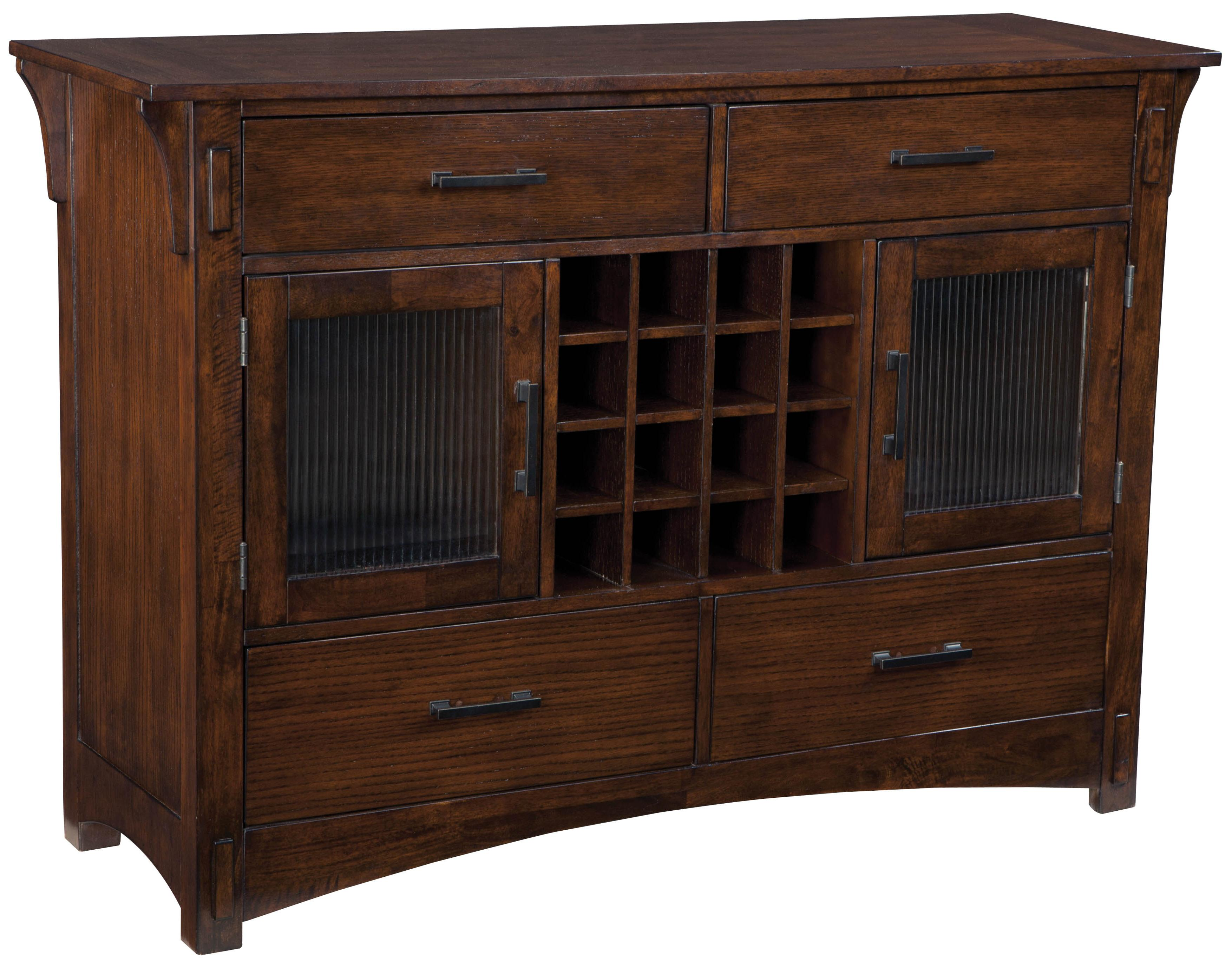 Standard Furniture Artisan Loft Server - Item Number: 13622