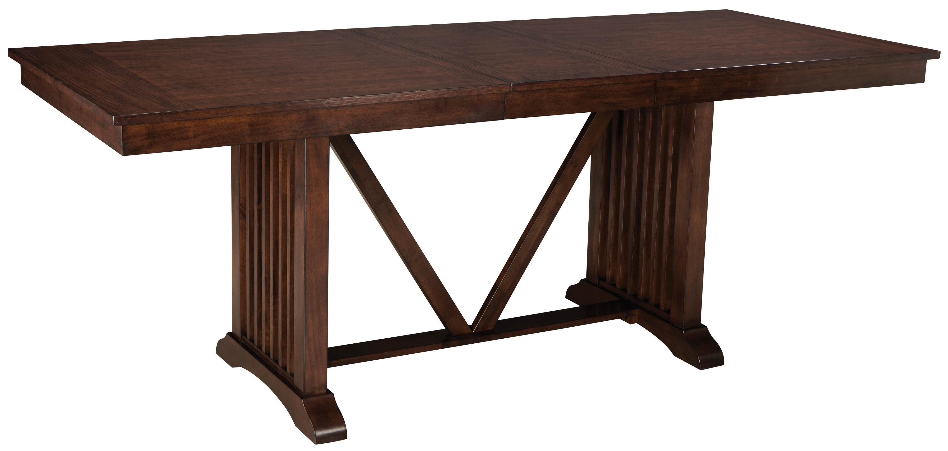 Standard Furniture Artisan Loft Counter Height Table - Item Number: 13636