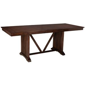 Standard Furniture Artisan Loft Counter Height Table