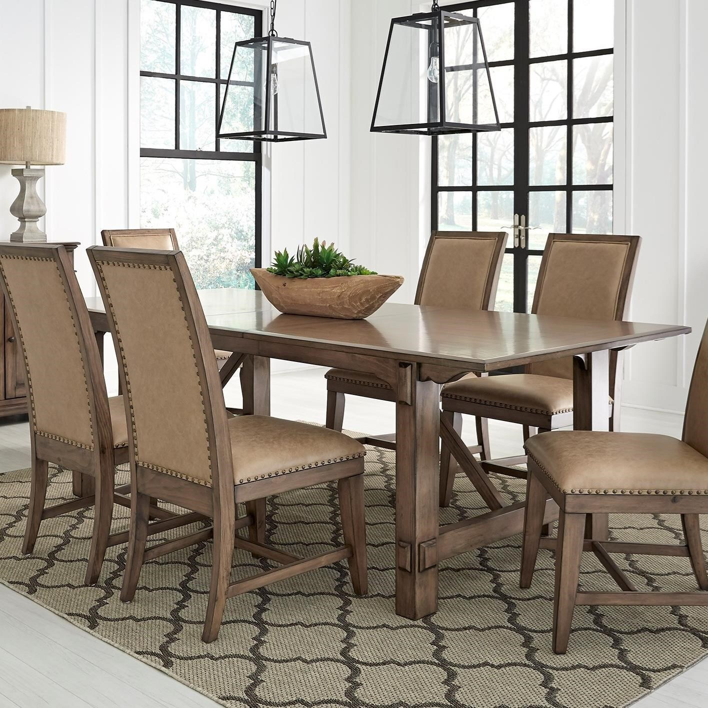 Aspen Dining Table by Standard Furniture at Beds N Stuff
