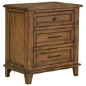 Standard Furniture Aspen Cottage Nightstand - Item Number: 97807