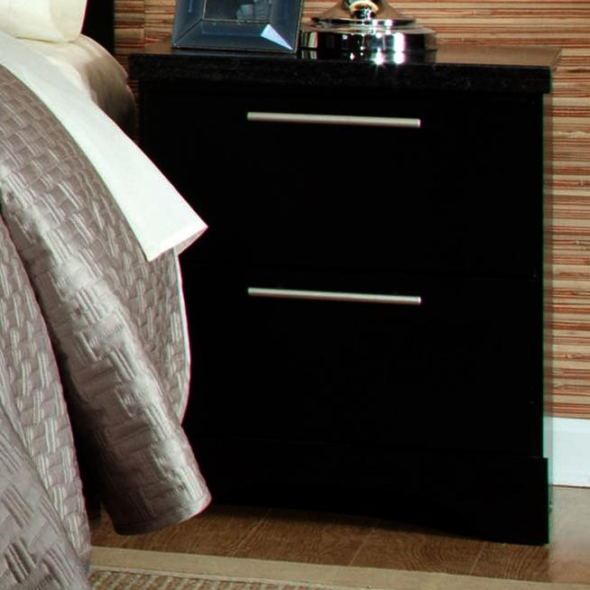 Standard Furniture Atlanta Nightstand - Item Number: 65007
