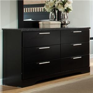 Standard Furniture Atlanta 6 Drawer Dresser