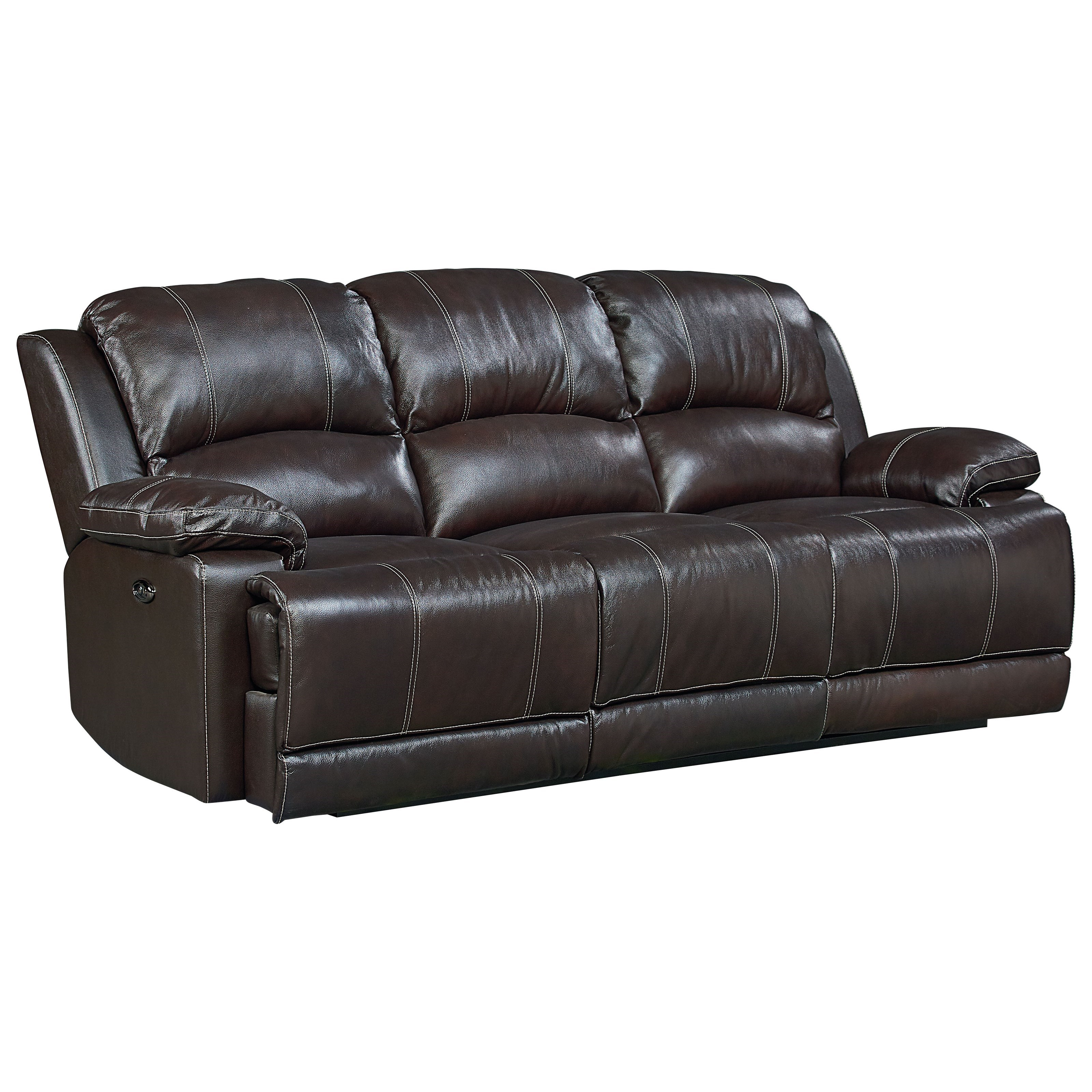 Standard Furniture Audubon Reclining Sofa - Item Number: 4002391