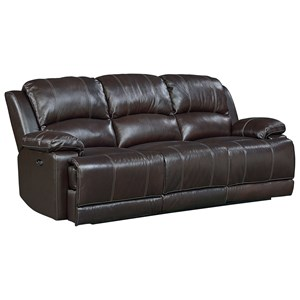 Standard Furniture Audubon Reclining Sofa
