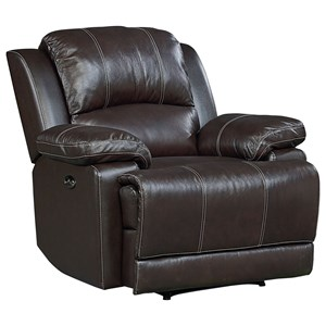 Standard Furniture Audubon Power Reclining Rocker