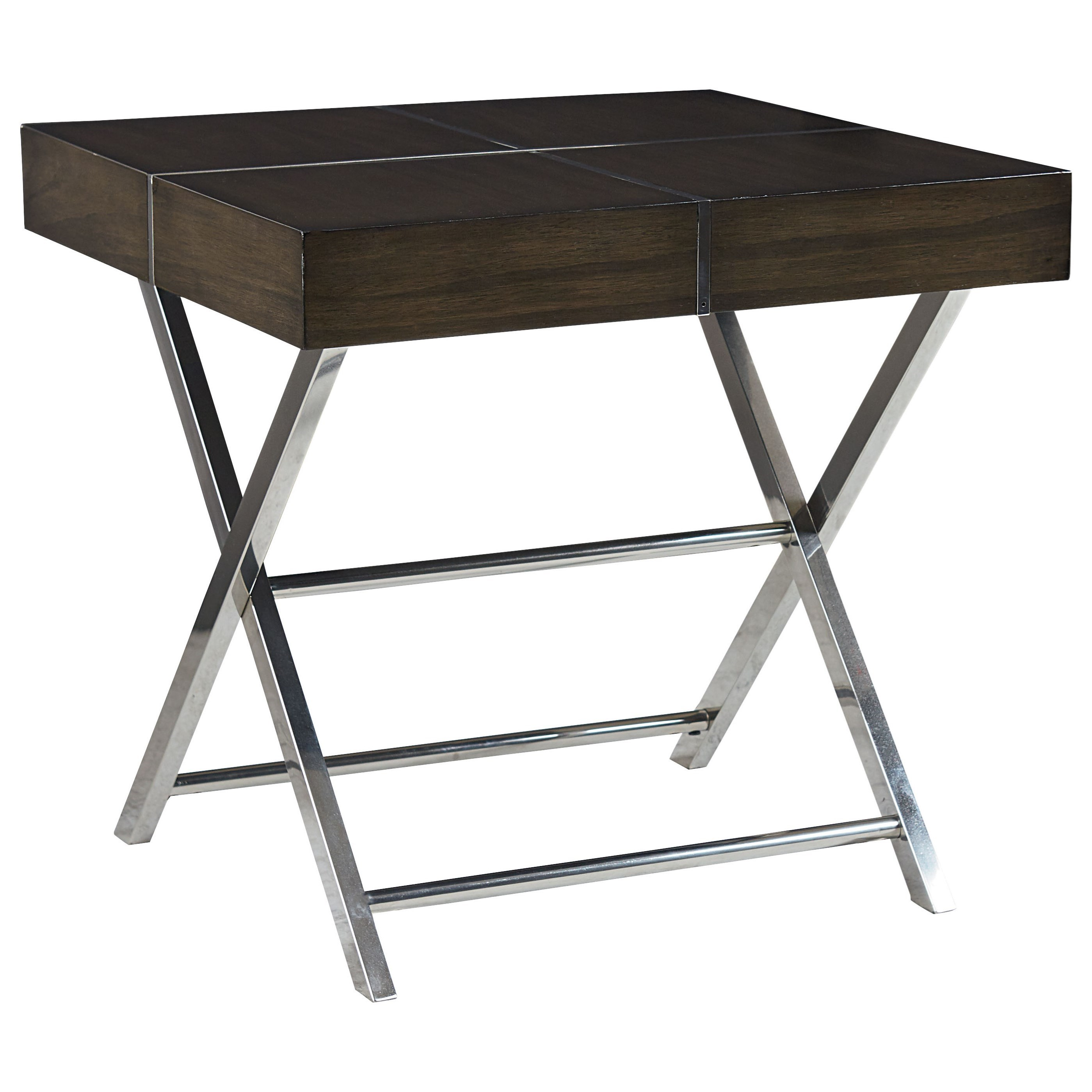 Ava End Table by Standard Furniture at Beds N Stuff