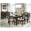 Standard Furniture Avion  Dining Room Group  - Item Number: 17820 Dining Room Group 1