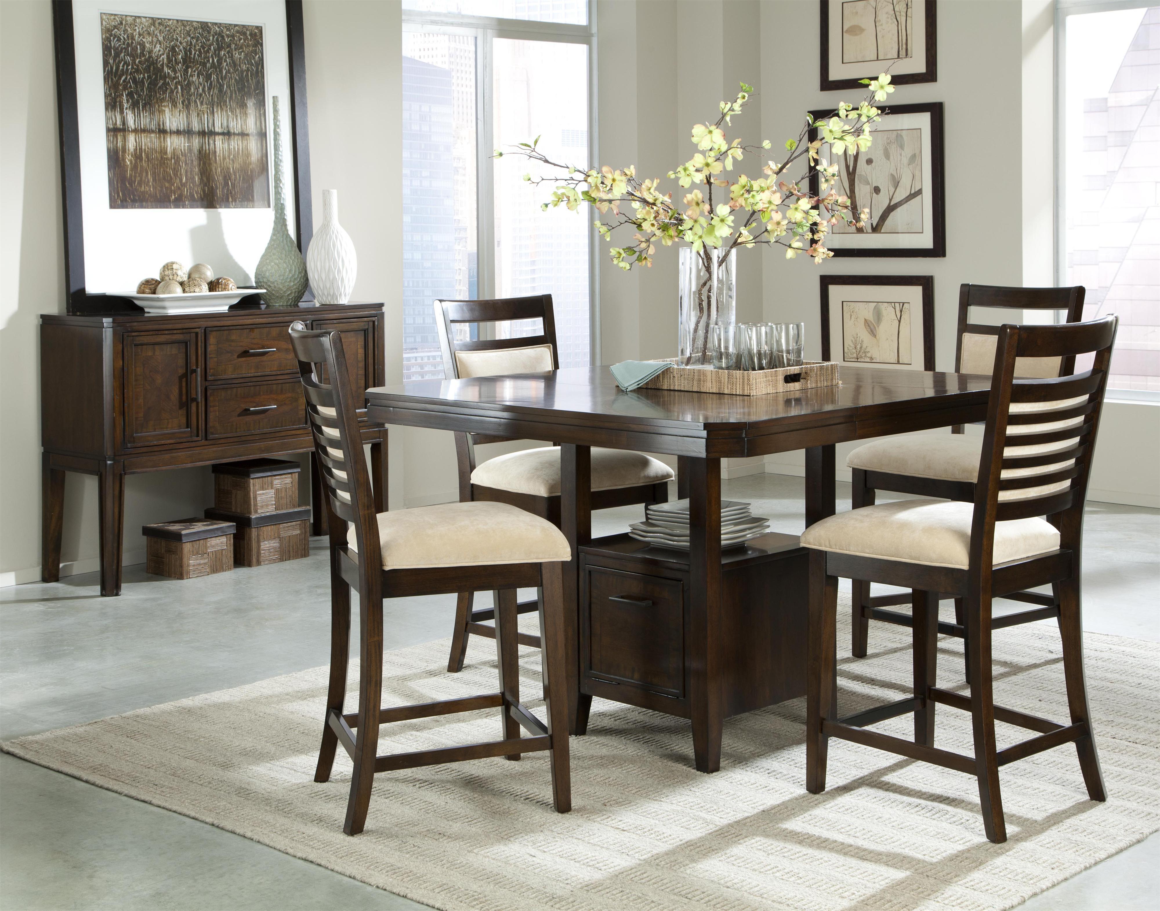 Standard Furniture Avion  Dining Room Group - Item Number: 17820 Dining Room Group 2