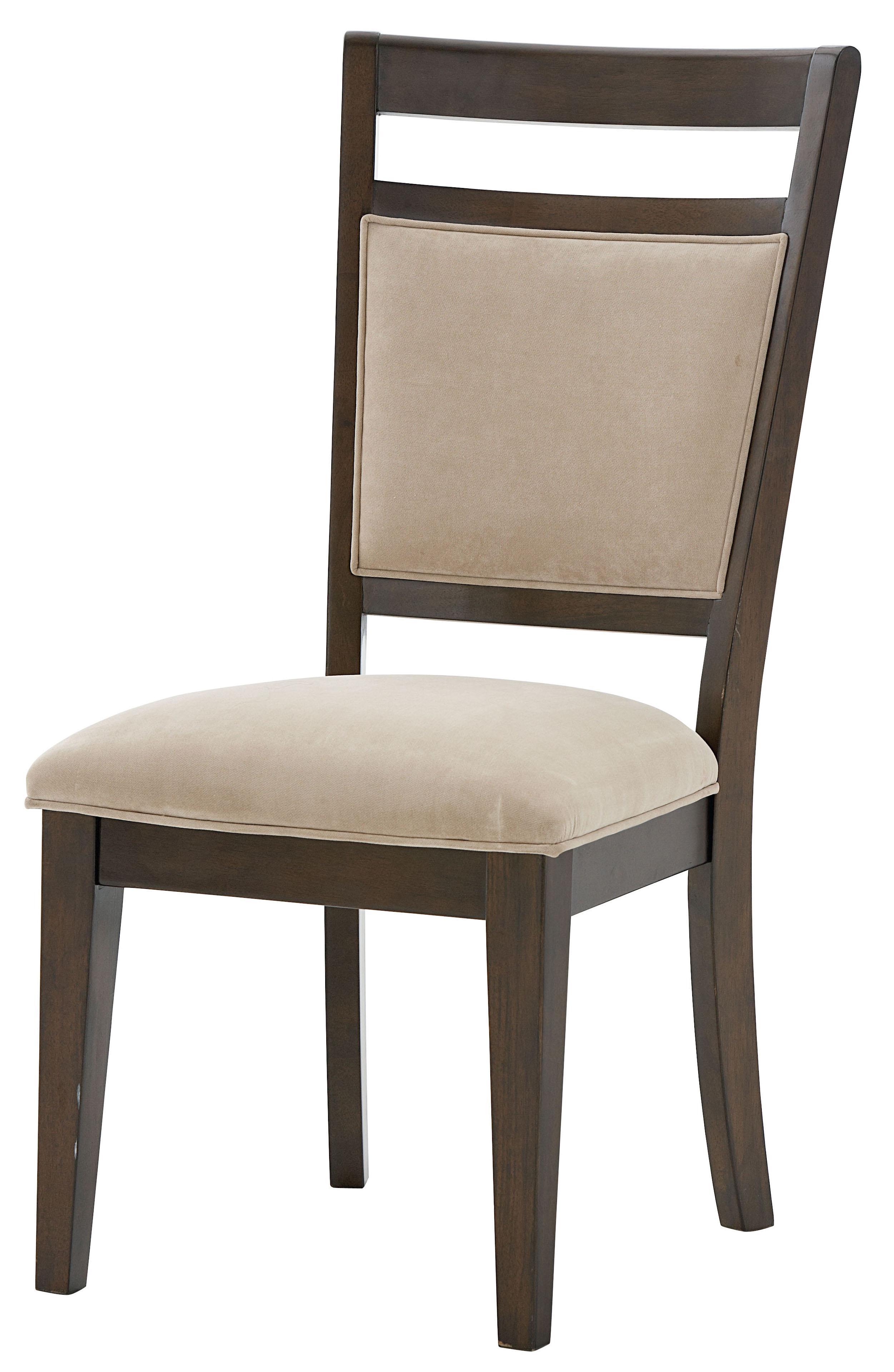Standard Furniture Avion  Upholstered Side Chair - Item Number: 17824