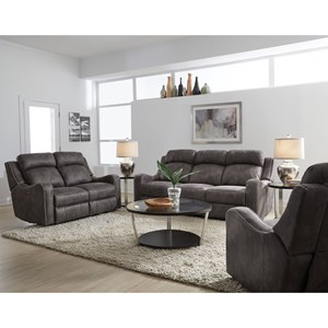 Standard Furniture Bankston Power Reclining Living Room Group