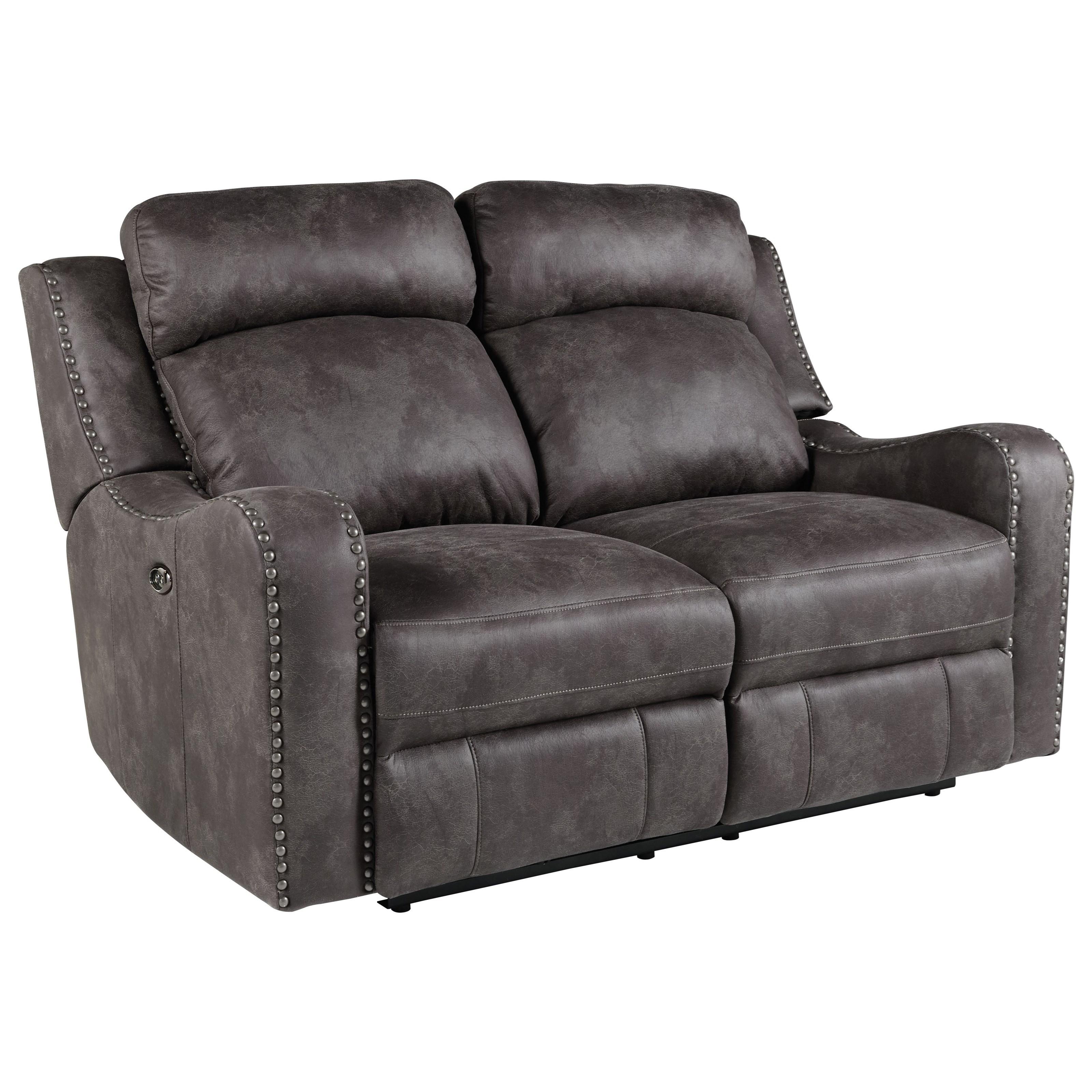 Standard Furniture Bankston Reclining Loveseat - Item Number: 4148433