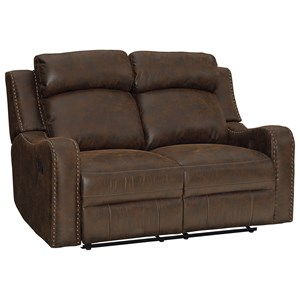 Standard Furniture Bankston Power Reclining Loveseat