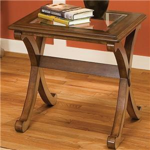 Standard Furniture Madrid End Table