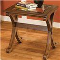 Standard Furniture Madrid End Table - Item Number: 22842