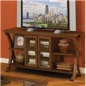 Standard Furniture Madrid TV Console - Item Number: 22846
