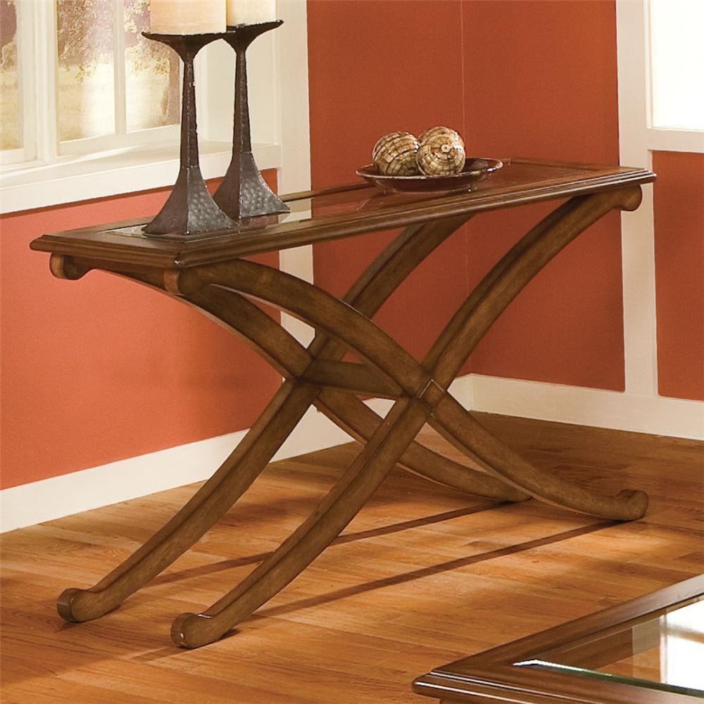 Standard Furniture Madrid Sofa Table - Item Number: 22847