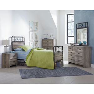 Standard Furniture Barnett Full Bedroom Group