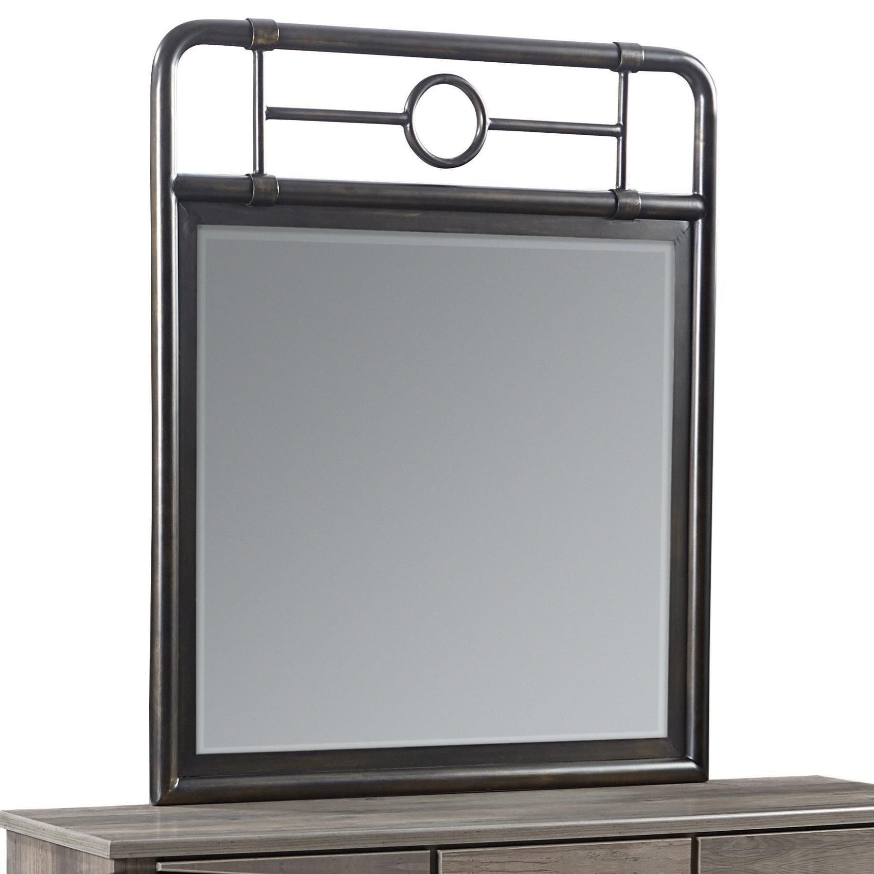 Standard Furniture Barnett Mirror - Item Number: 62418