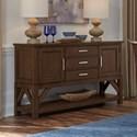 Standard Furniture Beckman Brown Server - Item Number: 14648