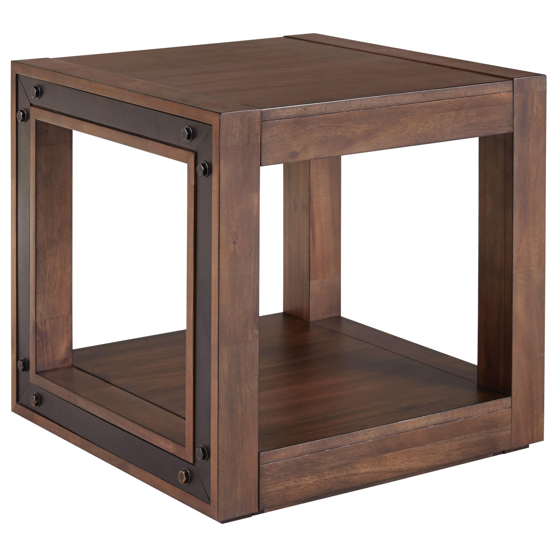 Standard Furniture Belfort Dark End Table   Item Number: 20745