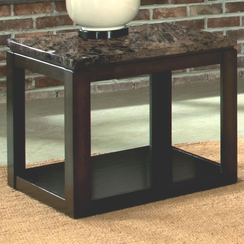 Standard Furniture Bella End Table - Item Number: 23622
