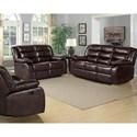 Standard Furniture Bennet Reclining Living Room Group - Item Number: 422100 Living Room Group 2