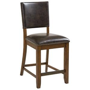 Standard Furniture Benson Upholstered Counter Stool